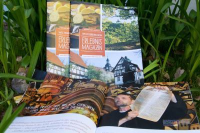 Vorschaubild zur Meldung: Neue Ausgabe Erlebnismagazin der Welterberegion Wartburg Hainich erschienen