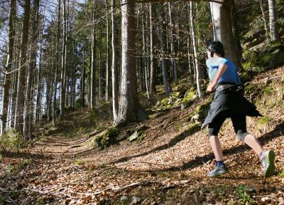 Berglauf Arberland