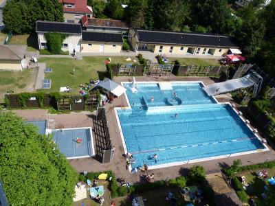 Waldbad Falkensee: Badesaison startet am 1. Mai