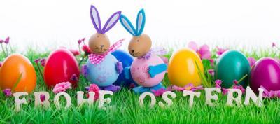 Foto zur Meldung: Schöne Osterferien!
