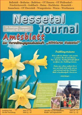 Vorschaubild zur Meldung: Nessetaljournal Online 2 / 2017