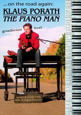 """Vorschaubild zur Meldung: Klaus Porath """"The Piano Man"""" - musikalische Lesung"""