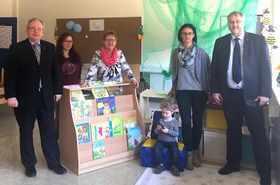 Vorschaubild zur Meldung: Start der neuen 5. Kindergartengruppe in der Gemeinde Bodenwöhr