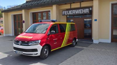 Vorschaubild zur Meldung: Einladung der FFW Bodenwöhr zur Fahrzeugsegnung