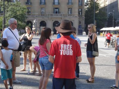 Foto zur Meldung: Free Tours: Kampf gegen unlautere Gästeführungen