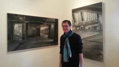 """Das Maintaler Kulturbüro lädt zur Ausstellung mit dem Titel """"Räume als Zeitzeugen"""" von Andreas Masche (Foto) ins historische Rathaus von Maintal-Hochstadt ein."""
