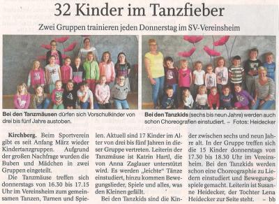 Auszug Der Bayerwald Bote 21.04.2017
