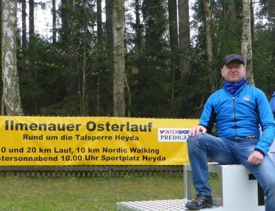 Foto zur Meldung: Laager Clubläufer startet im Thüringer Wald