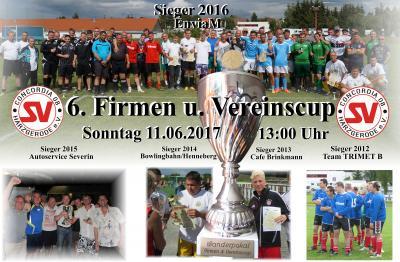 Foto zur Meldung: Firmen u. Vereinscup 2017