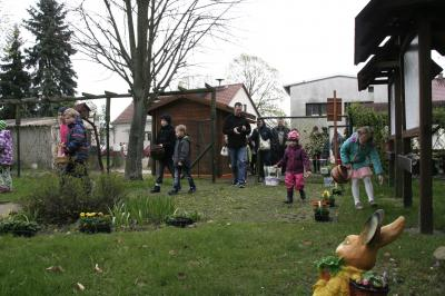 Foto zur Meldung: Heimatverein Oppelhain hält Wort