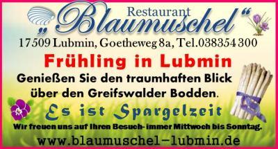 Vorschaubild zur Meldung: Frühling in Lubmin - Es ist Spargelzeit!