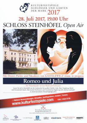 """""""Romeo und Julia"""" im Schloss Steinhöfel"""