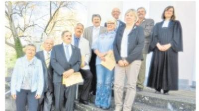 Foto zur Meldung: Goldene Konfirmation in Oberneisen