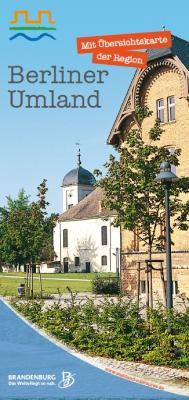 """Foto zur Meldung: LEADER: Ausflugskarte """"Berliner Umland"""" mit vielen persönlichen Tipps erschienen"""