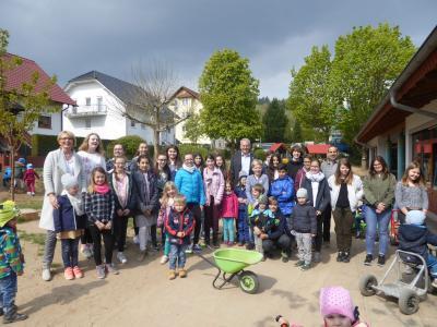 Vorschaubild zur Meldung: Girls-/Boys-Day bei der Stadtverwaltung Wächtersbach