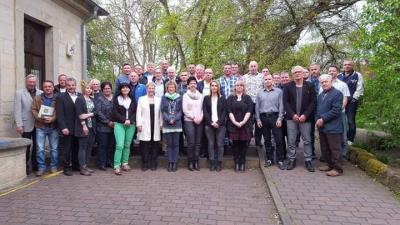 Foto zu Meldung: KFV Harz vergibt Preise fürs Ehrenamt an Katrin Römer und Lutz Siebert