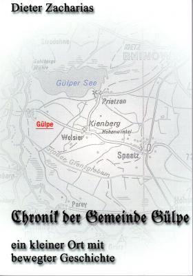 Foto zur Meldung: Chronik der Gemeinde Gülpe
