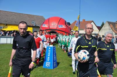Foto zur Meldung: Kreispokalendspiele Herren, Frauen u. Reservepokal