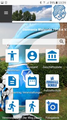 Vorschaubild zur Meldung: Homepage komplett überarbeitet