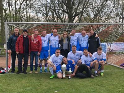 Foto zur Meldung: Traditionelles Firmenturnier des Plauer FC wiedermal ein voller Erfolg
