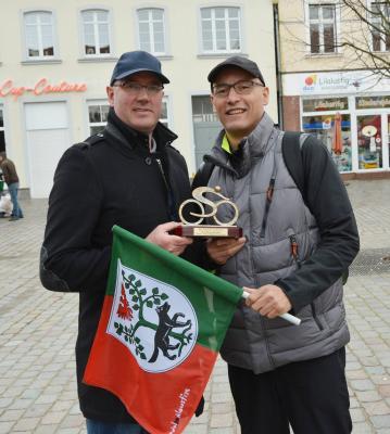 Foto zu Meldung: Anradeln in der Prignitz - 29. April 2017