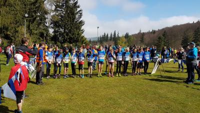 Ergebnisliste Frühjahrs-Crosslauf