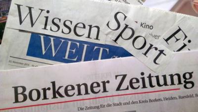 """Foto zur Meldung: Kein  """" Weiter so """" im Borkener Sport"""