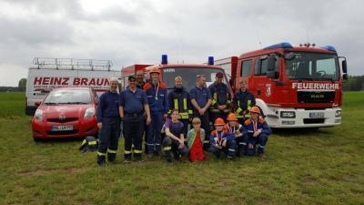 Foto zu Meldung: Amtspokal der Feuerwehren