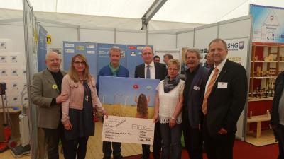 Foto zur Meldung: Schaumburger Regionalschau 2017