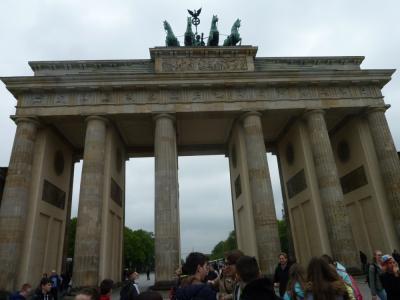 Foto zur Meldung: Besuch Partnerschule - Berlin Ausflug