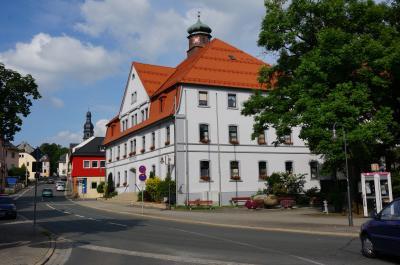 Vorschaubild zur Meldung: Haushaltssatzung  der  Stadt Selbitz  Landkreis  Hof  für das Haushaltsjahr 2017
