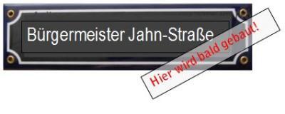 Vorschaubild zur Meldung: Anliegerversammlung zum Ausbau der Bürgermeister-Jahn-Straße