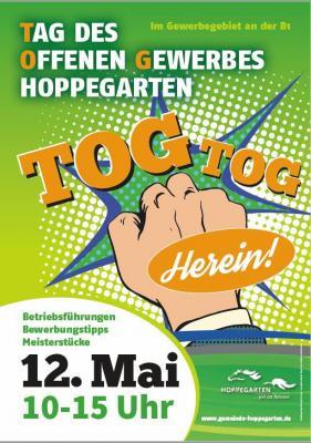 Foto zur Meldung: Tag des offenen Gewerbes Hoppegarten