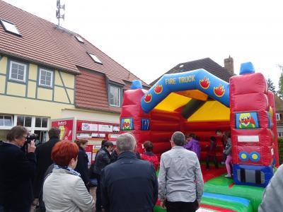Foto zur Meldung: Ein Spieleanhänger für die Freiwillige Feuerwehr Kyritz