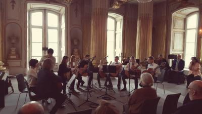 """Foto zur Meldung: Musikschule präsentiert seine jungen """"Meister"""""""