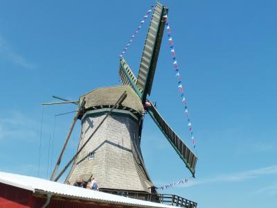 Foto zu Meldung: Windmühle RENATA in Sörup – Schwensby feiert den Mühlentag am 05.06.2017