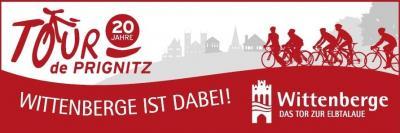 Vorschaubild zur Meldung: Tour de Prignitz: Am Sonnabend mitmachen und für Wittenberge punkten!