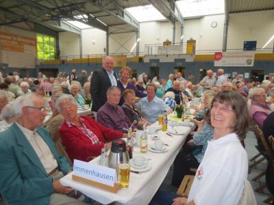 Vorschaubild zur Meldung: 60 Jahre Seniorennachmittag auf dem Sensenstein
