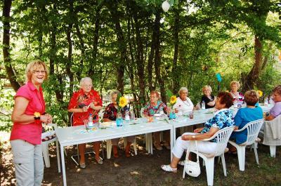 Foto zu Meldung: Brandenburgische Seniorenwoche 2017