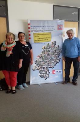 Foto zur Meldung: Haunetal nimmt teil am Hessischen Engagement-Lotsen-Programm.