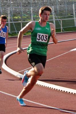 Foto zur Meldung: LAZ Athleten mit gutem Saisoneinstieg in Wetzlar