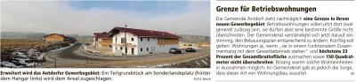 Vorschaubild zur Meldung: Kniff ermöglicht Hausbau am Sonderlandeplatz