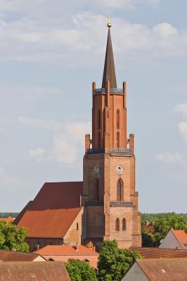 St. Marien-Andreas-Kirche Rathenow