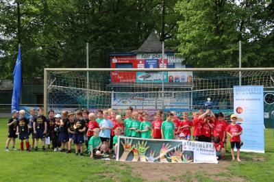 Foto zur Meldung: 5.Kindergarten-Cup bei Germania