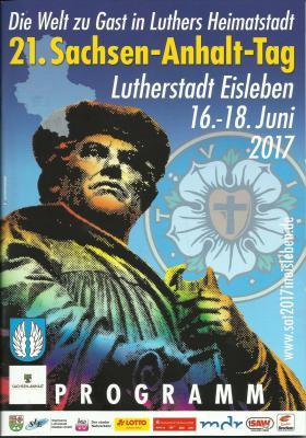 Foto zu Meldung: 21. Sachsen-Anhalt Tag vom 16. bis 18. Juni 2017