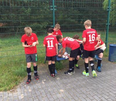 Foto zur Meldung: KA in der Liga erfolgreich