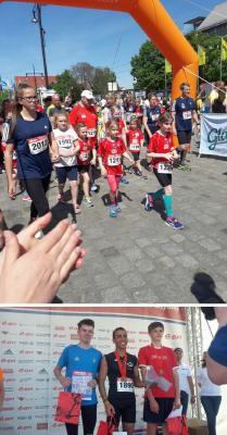 Foto zur Meldung: Jubiläums City-Lauf war ein großes Familienfest