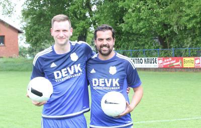 Foto zu Meldung: I. Herren - Nachlese zum Bezirksliga-Südkreis-Derby