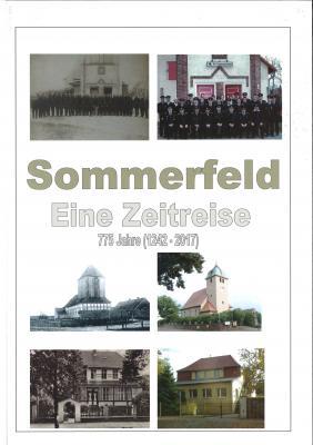 """Vorschaubild zur Meldung: """"Zeitreise Sommerfeld"""" ist ab sofort erhältlich"""