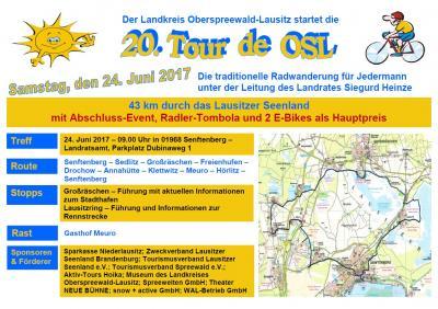 Plakat Tour de OSL